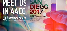 Meet us in AACC Annual meeting