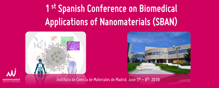 Nanoimmunotech will sponsor the SBAN